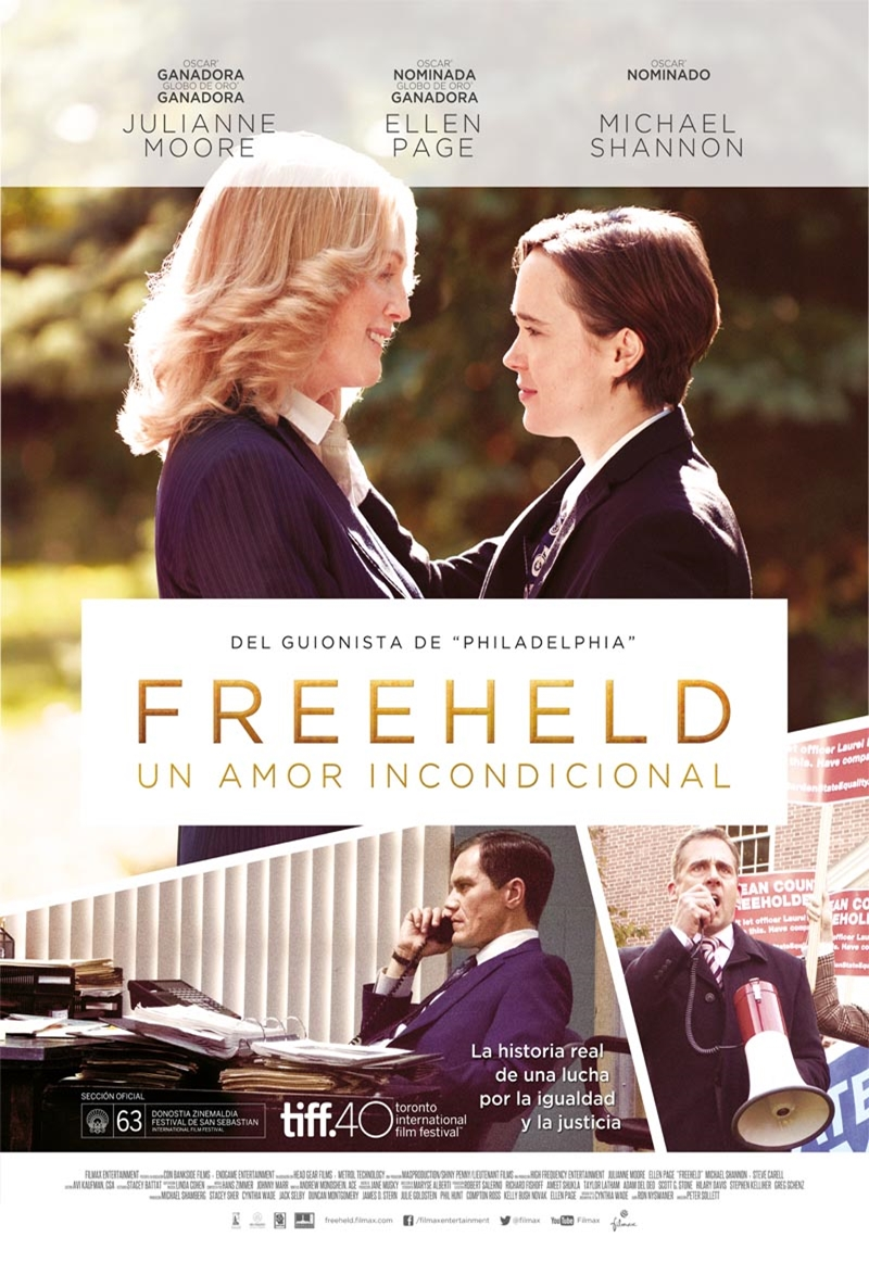 Freeheld un amor incondicional