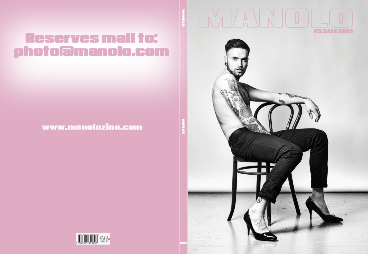 Manolo Issue 001