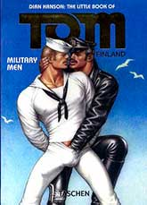 The little book of Tom Of Finland:Military Men